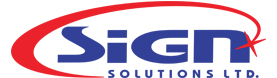 Sign Solutions Ltd.